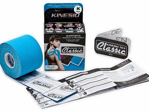 Kinesio Classic Tex Tape - 5cm Classic Blue