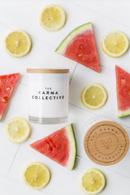 The Karma Collective Scented Candles