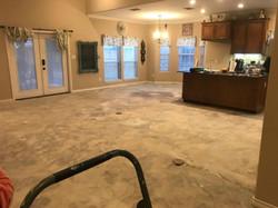Dust free flooring