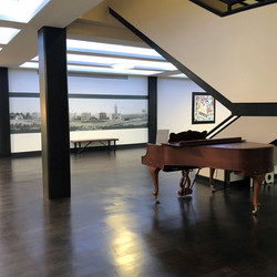 The Piano Works of East Rochester, NY (atrium)