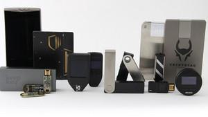 Best Hardware Wallet: LEDGER