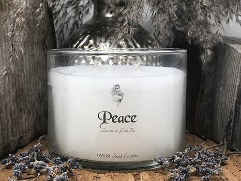 Peace (Lavender & Green Tea)