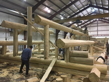 Log Builders - TJ's!