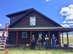 Finished! Dorman Home, Eagle Nest, NM