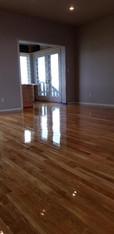 8650 Hardwood floor restoration