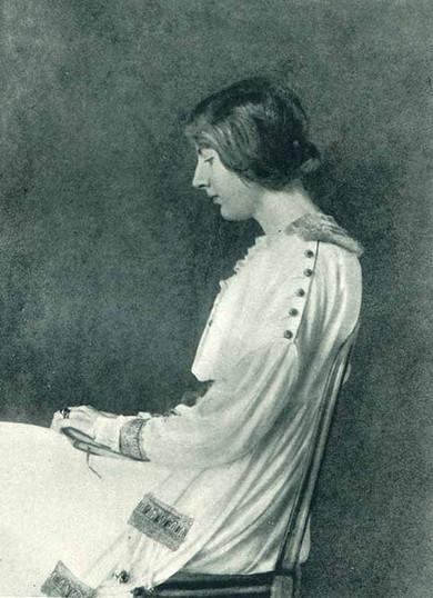 Portrait de Lili Boulanger