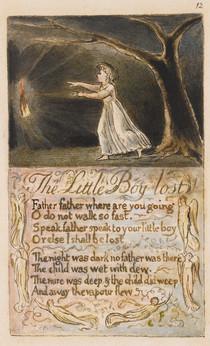 Poème de William Blake