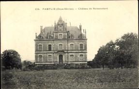 Château de Boissoudan