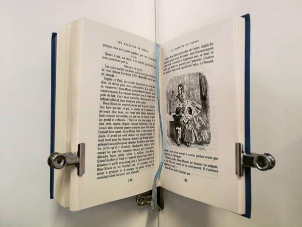 Le roman LES BONS ENFANTS de Sophie de Ségur