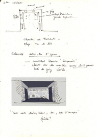 Scénographie pour RICERCARE