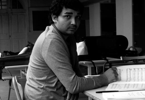 Olivier Dhénin en 2008