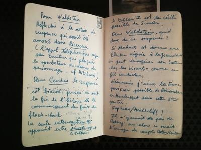 Écrire WALDSTEIN