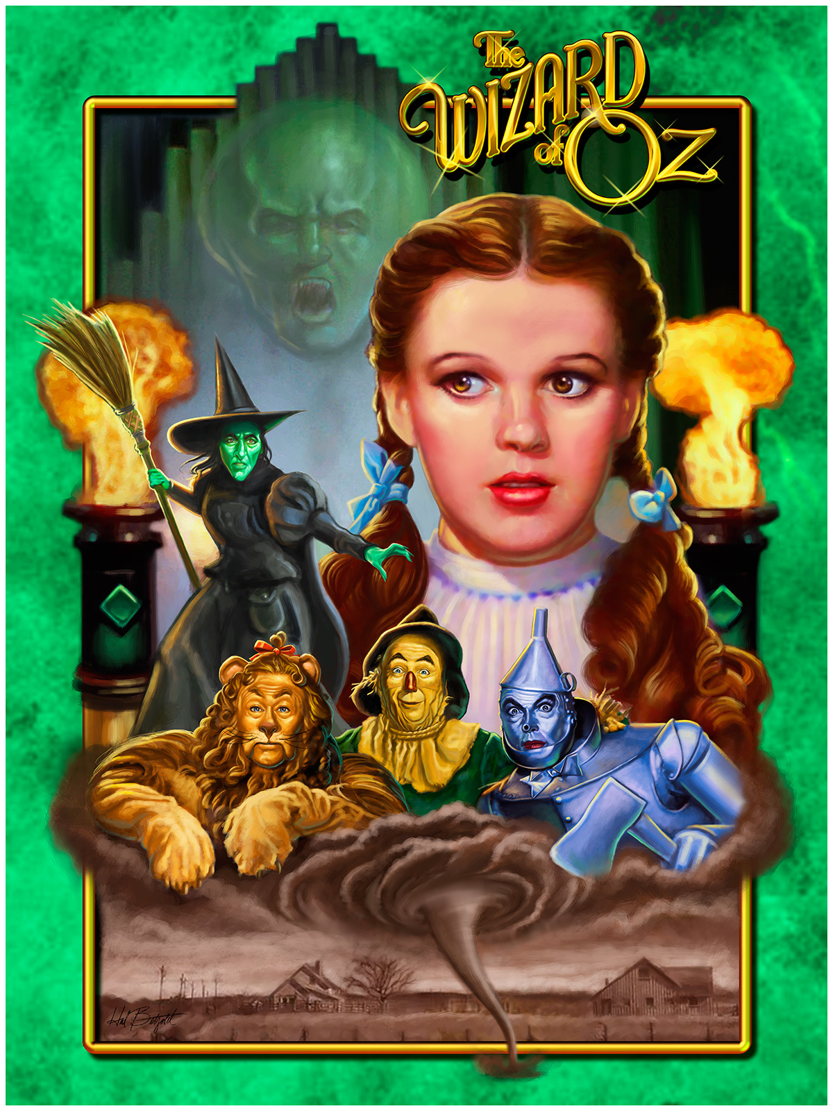 The Wizard Of Oz - Dorothy