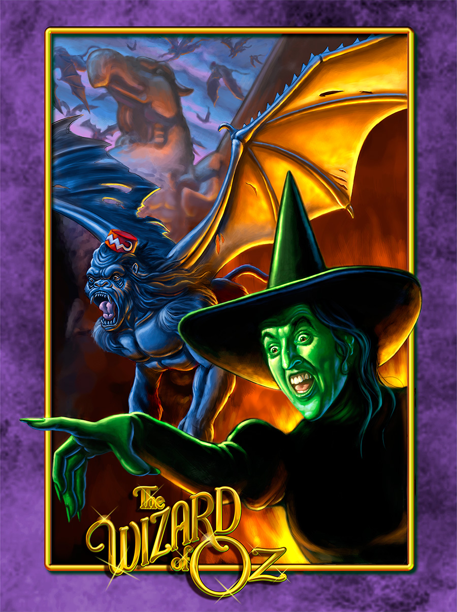 The Wizard Of Oz - Witch