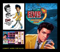 Elvis - The King Lives