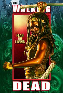 The Walking Dead - Michone