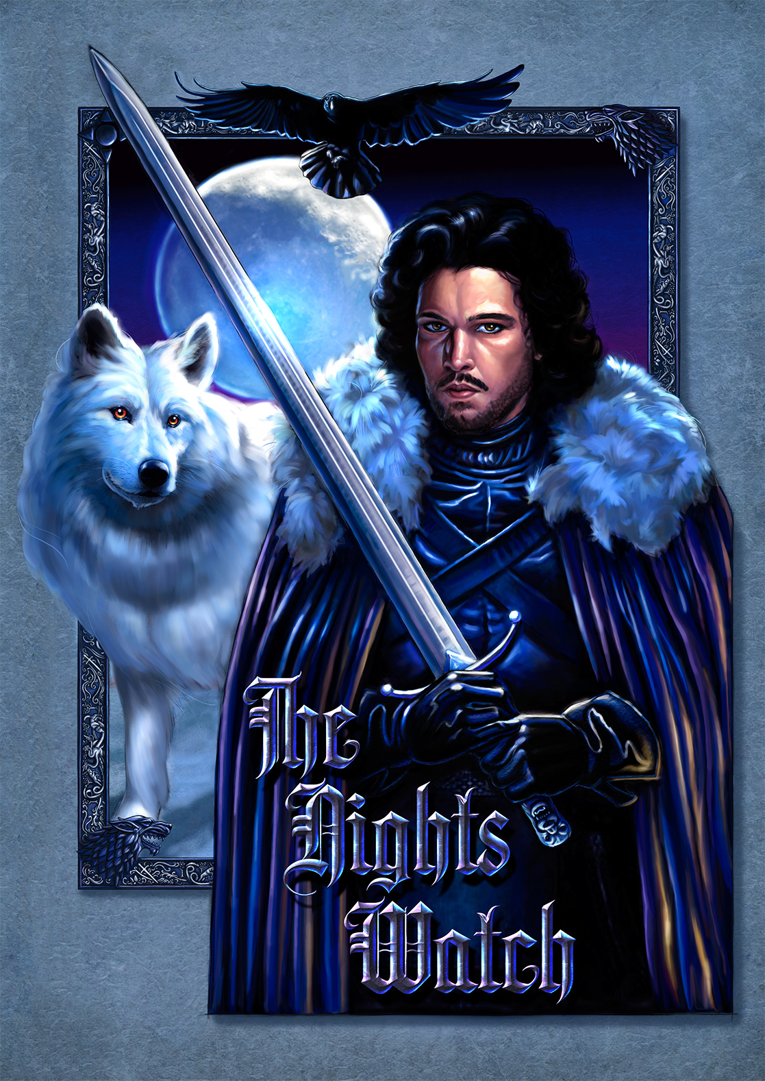 Game Of Thrones - John Snow