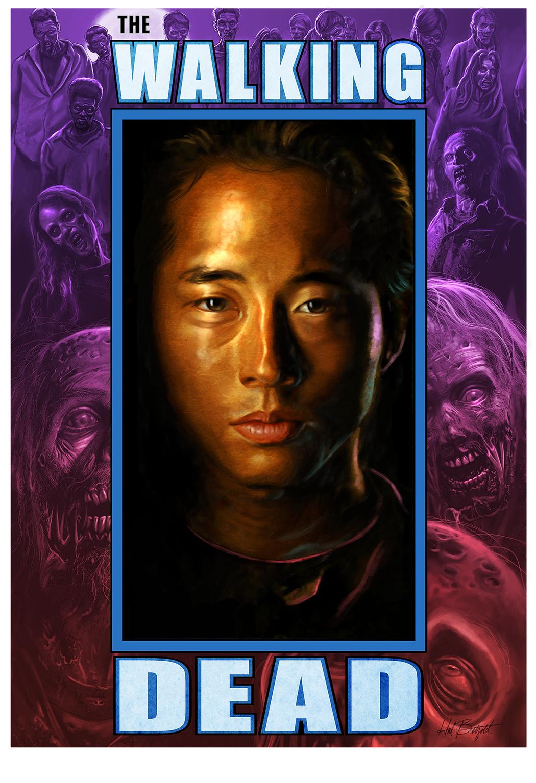 The Walking Dead - Glen