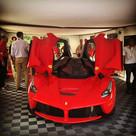 1ST La Ferrari Delived in the USA