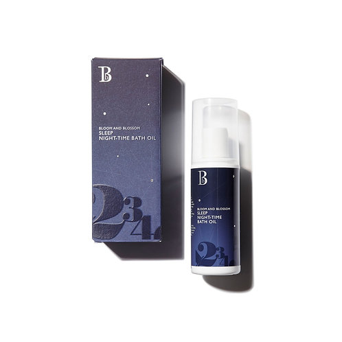 NEW Sleep Night-Time Bath Oil