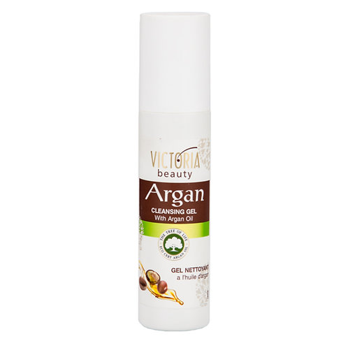 Cleansing gel with Argan oil
