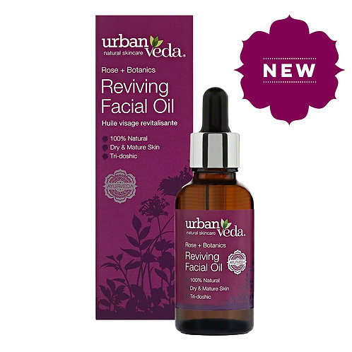 Reviving Facial Oil