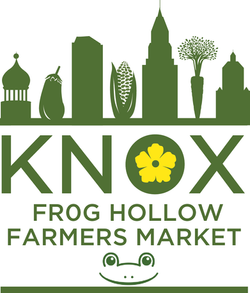 frog hollow  beginning logo