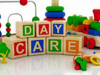Daycare Registration