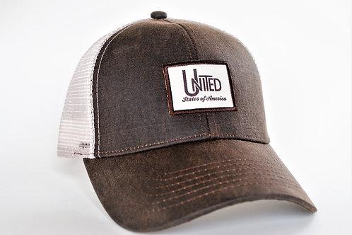 UNITED States of America Trucker Cap