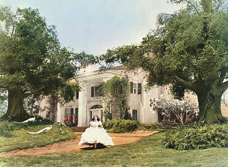 Iconic Plantation House from Gone With The Wind is on the Auction Block