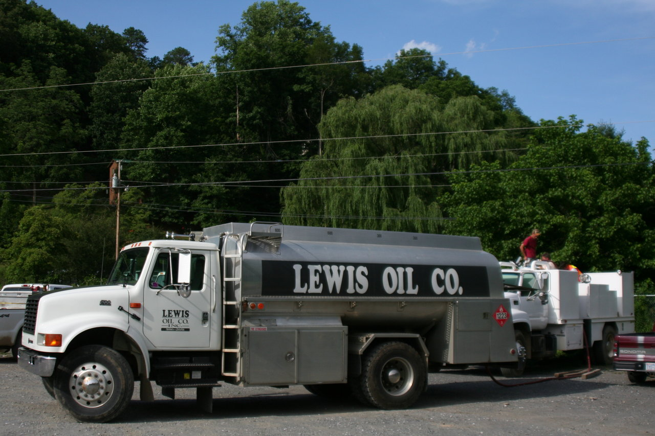 Lewis Oil Company