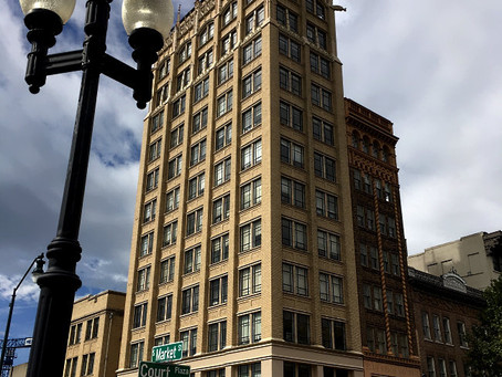 T. C. Lewis & Co. Opens Corporate Office in Downtown Asheville, North Carolina