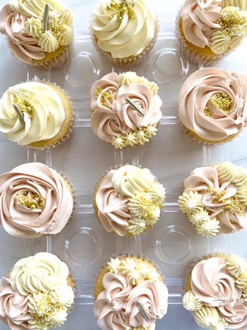 Cupcakes - Blush