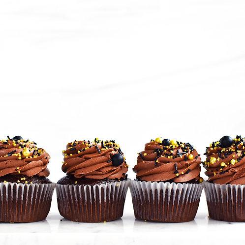 Chocolate Cupcakes Premium Baking Kit