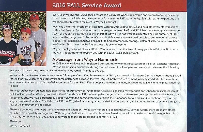 Wayne's baseball service award.jpeg