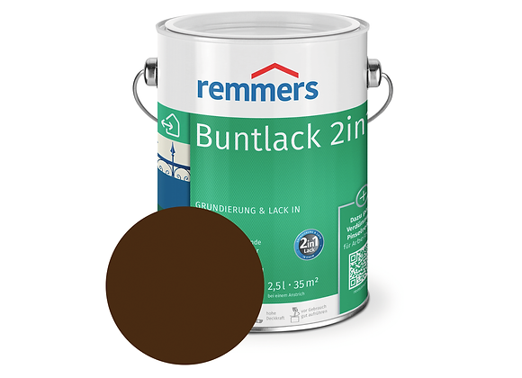 Buntlack 2in1