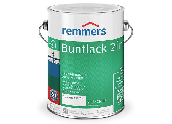Buntlack 2in1