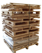engradado de madeira