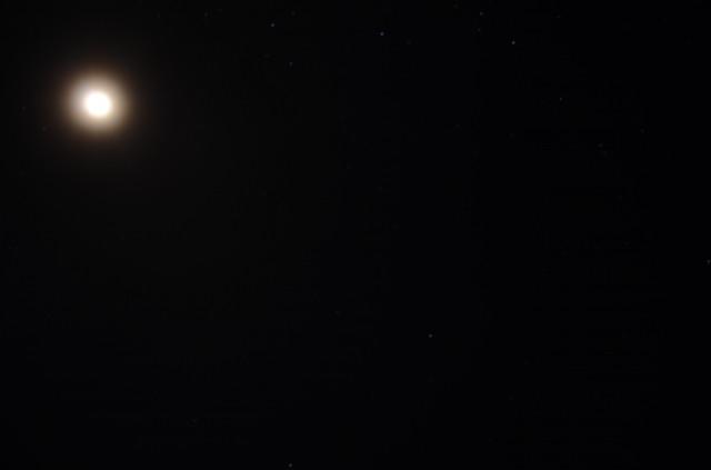 ウユニ塩湖星空ツアー