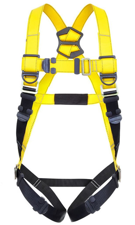 Guardian Series 1 Harness w/ Quick-Connect Chest & Tongue Buckle Legs