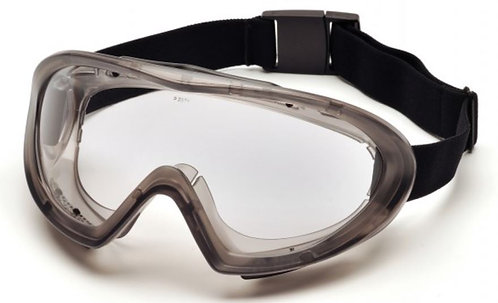 Pyramex Capstone Dual Lens Goggle; G504DT