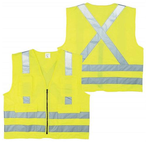 Seattle Glove Class 2 Surveyor's Vest; SV017