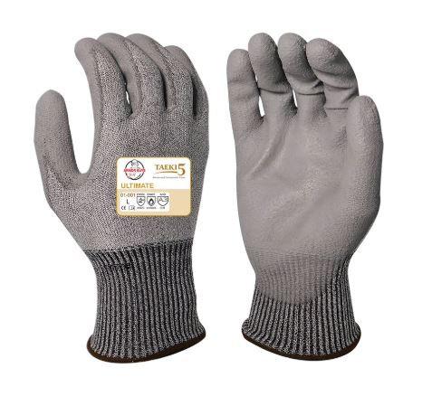 Armor Guys Taeki5® Gray Polyurethane Palm Coating; 01-001