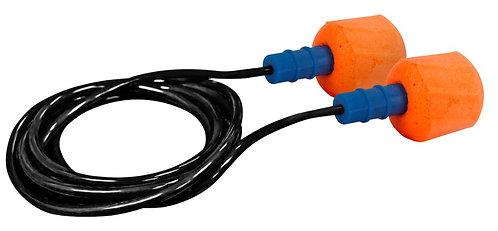 PIP EZ-Twist™ Disposable Foam Corded Ear Plugs - NRR 30