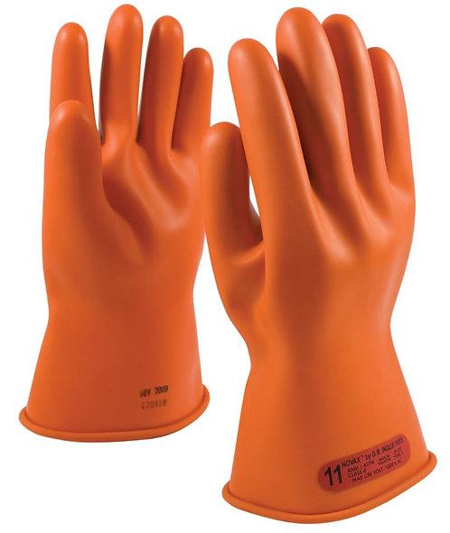 PIP Novax Class 0 Rubber Insulated Glove; 147-0-11