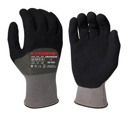 Armor Guys Kyorene® Black HCT® MicroFoam Nitrile Glove; 00-002; 00-002