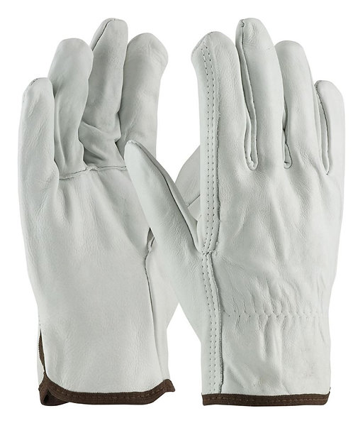 PIP Superior Grade Top Grain Cowhide Leather Drivers Glove; 68-101