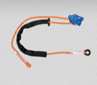 FallTech TowerClimber® Adjustable Rope Positioning Lanyard