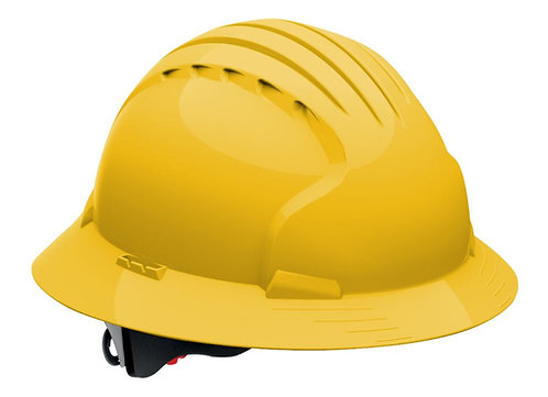 PIP Evolution® Deluxe 6161 Vented Hard Hat