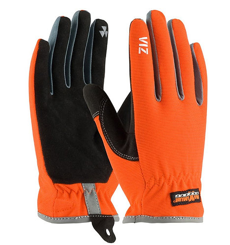 PIP Maximum Safety Hi-Viz Worker Glove; 120-4600